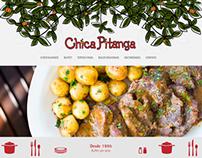 Restaurante Chica Pitanga - Site