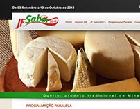 JF Sabor 2013 - Id. Visual Site