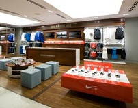 Niketown New York Running Experience
