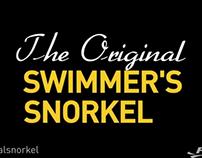 Swimmer's Snorkel Video
