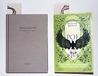 E.A. Poe Bookmarks