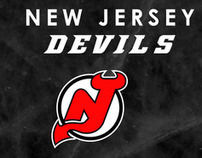 new jersey devils [motion and broadcast design]