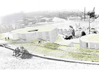Youth Culture Center in Porto (final project thesis)