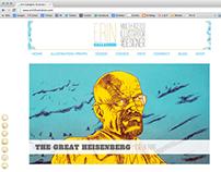 Erin Gallagher Illustration and Design | New Website