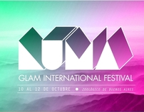 LUMA - Glam International Festival