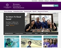 Weinberg College of Arts and Sciences