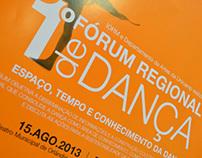 1º Fórum Regional de Dança