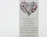 Cartão Dia das Mães 2013 MilleniumClasse (marca-livro)