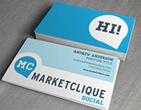 MarketClique Social Branding