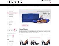 Dasha - online shop for women