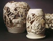 Spun Earth Pottery