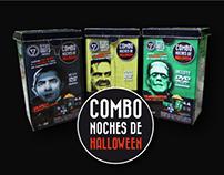 COMBO NOCHES DE HALLOWEEN