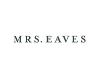 Mrs. Eaves