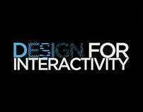 Website Prototype/Design : Design for Interactivity