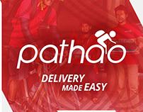 Pathao Logistics — Branding