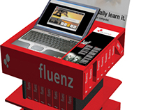 Fluenz Package Design