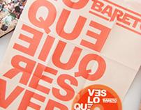 BARETO - CD Cover