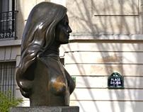 Sur les traces de Dalida à Montmartre