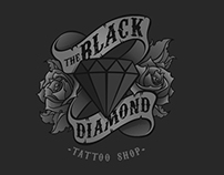 THE BLACK DIAMOND TATTOO SHOP