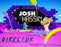 Josh Hassin Reel intro