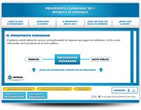 Presupuesto Ciudadano 2011