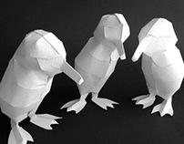 6 Fairy Penguins