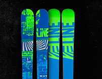 Line Skis Hardgoods