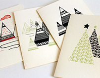 Weftshop Greeting Cards