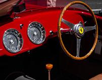 Interior Automotive Photography