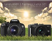 :: Photography_ Panasonic Lumix GF1 | Canon EOS 650D ::