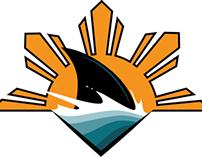 San Jose Sharks Filipino Heritage Rally Towel 2013