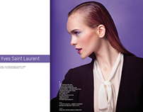 Edit Mag / YSL Beauty adv / March 13