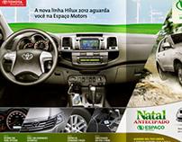 Aúncicio Espaço Motors