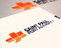 Saint Paul Port Authority Logo