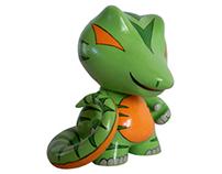 Gecosports Mascot