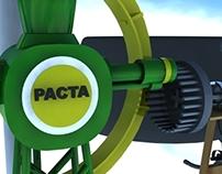 Diseño concepto - Bombas de energía limpia - PACTA/FAO