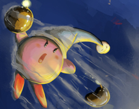 Kirby Speedpaints