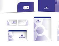 Mevatech - Logo + Papelaria (old)