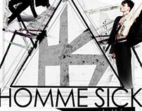 Homme Sick Clothing Posters  N° 1 - 6