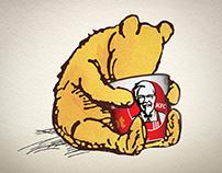 KFC Honey Pepper Chicken