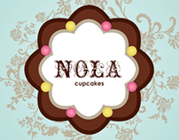 Nola Cupcakes Logo