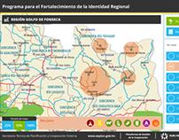 Aplicación Rutas de Conectividad Regional