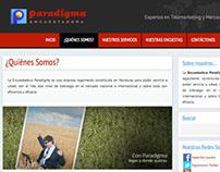 Website Paradigma V2