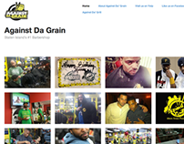 Website: Against Da Grain