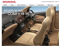 Honda Corporate Website