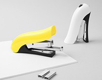 A POSTURE | Power Efficient Stapler