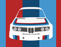 Iconic Car Face Illust Project #41-50