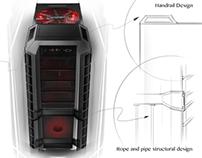 HAF/ High Performance Gaming Chasis