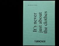 Turnover Brand book