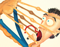 Facehug illustration